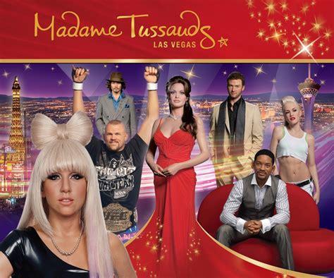 Madame Tussauds - Vegas Attractions Discounts ... Gondola Ride Las Vegas Coupons