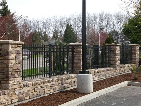 wall fence facade fencing pinterest fence
