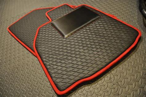 Leather Floor Mats by All Weather Floor Mats For 991 6speedonline Porsche