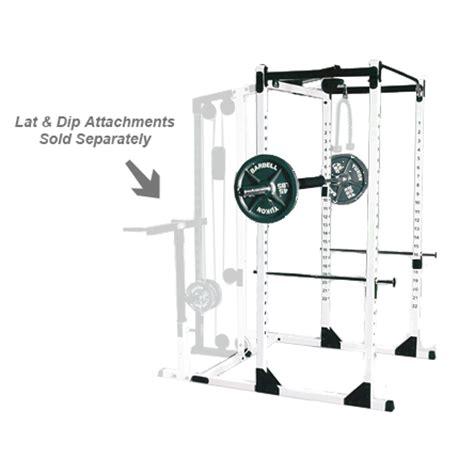 yukon power rack with attachment capabilities prk 200
