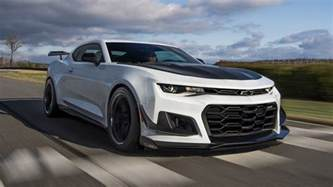 Chevrolet Camaro 2018 Chevrolet Camaro Is The Most
