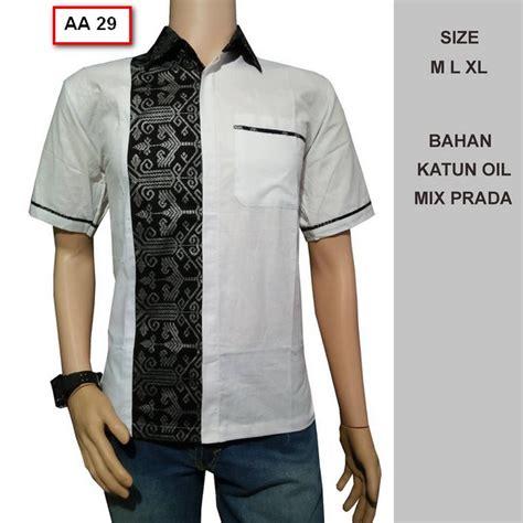 Kemeja Batik Baju Batik Pria Cowok Btk26 model baju kemeja pria terbaru holidays oo