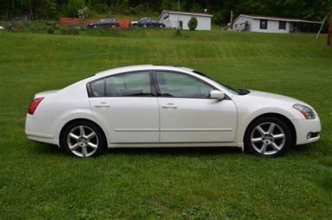 2006 Nissan Maxima Se by Sell Used 2006 Nissan Maxima Se Sedan 4 Door 3 5l In