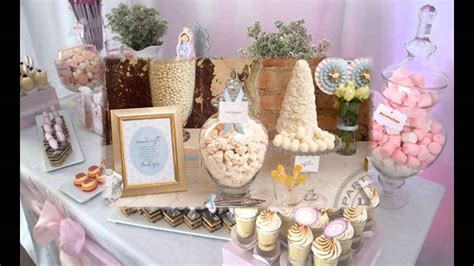 creative communion decorations ideas