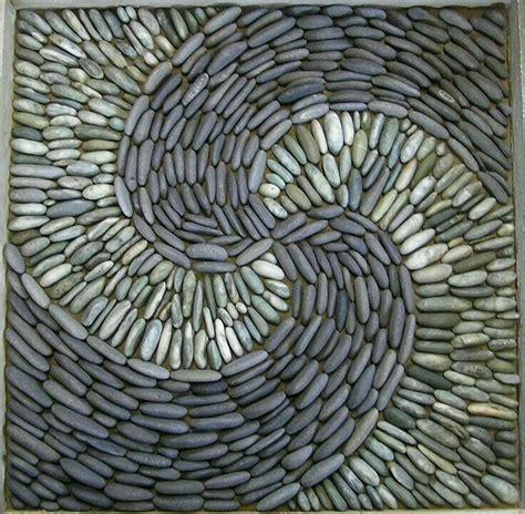 best 25 pebble mosaic ideas on pinterest diy pebble paths pebble walkway pathways and pebble