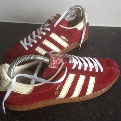 Is Adidas Signed With Mba by Adidas Napoli Vintage Adidas Trainers Adidas