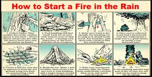 diy survival how to start and build a in the