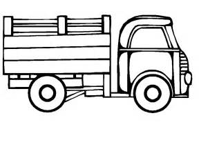coloring pages trucks coloring page truck coloring pages 4