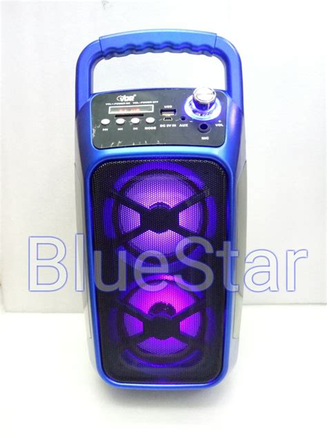Speaker Vdr V 3000 Ur jual beli speaker portable vdr v 4100 bt bluetooth usb sd