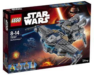 Ready Stock Lego 75148 Wars Encounter On Jakku lego wars les nouveaut 233 s liste compl 232 te collector ucs