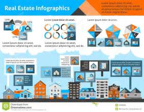 real estate infographics stock vector image 50832886