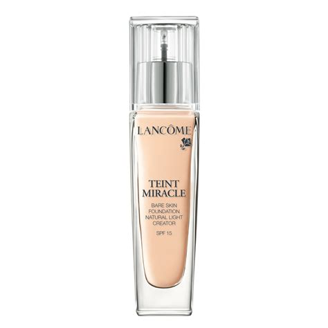 Lancome Teint Miracle Foundation lancome teint miracle foundation jarrold norwich