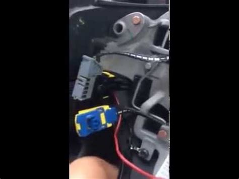 peugeot 307 airbag removal peugot 206 steering wheel with airbag removal doovi