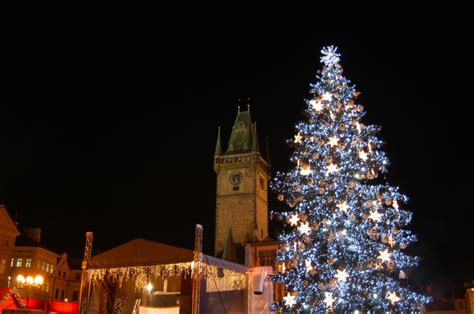 christmas tree in the old town square prague net