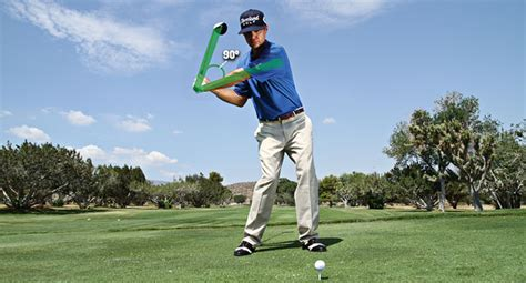 golf swing hinge check your hinge golf tips magazine