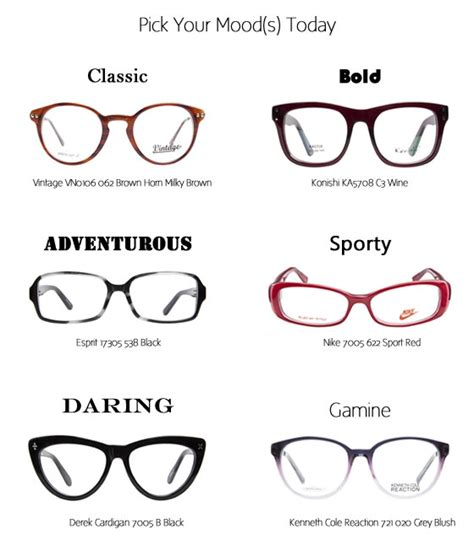 glasses for every mood thelook coastal eyewear