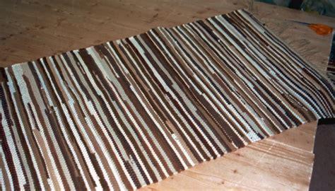 flickenteppich braun fleckerlteppich 38 m2 handgewebtweberei druckerei