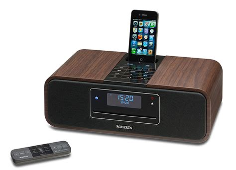best ipod docking station sound100 cd dab fm digital sound system with dock for ipod iphone walnut discontinued