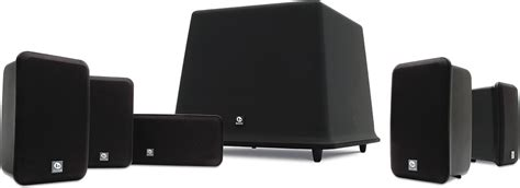 boston acoustics mcs  home theater speaker system
