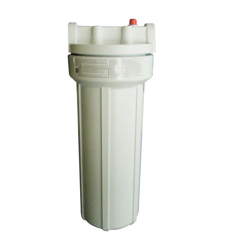 whirlpool under sink water filter shop whirlpool 10 in under sink complete filtration system