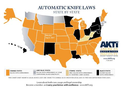 knife laws american knife tool institute applauds governor snyder s signature of michigan switchblade repeal
