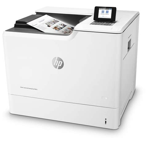 hp color laserjet enterprise m652n laser printer j7z98a b h