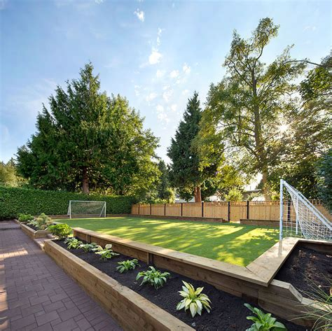 home garden design games landscaping ideas liven up your backyard with some games