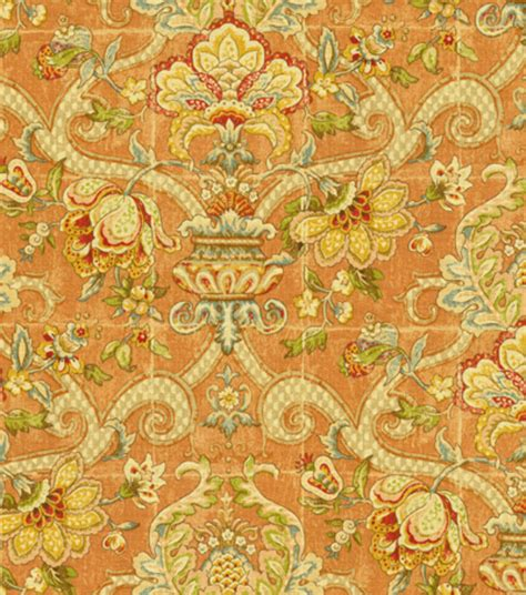 waverly home decor fabric home decor print fabric waverly archival urn terra at