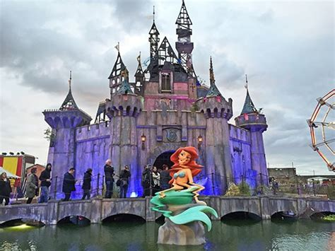 Architectural Homes by Inside Banksy S Dismaland Architectural Digest