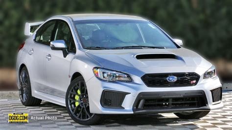 2019 subaru sti review 2019 subaru wrx sti car review car review
