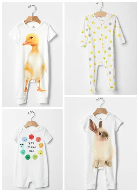 Baby Gap Sleepsuit unisex baby clothes for