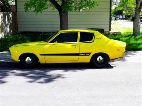 datsun b210 honey bee for sale 1977 datsun b210 honey bee what s in your garage