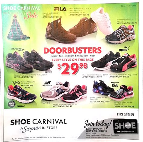 shoe carnival black friday ad black friday ads