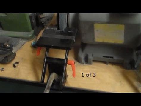 hb tools bench grinder bench grinder setup pt 4 doovi