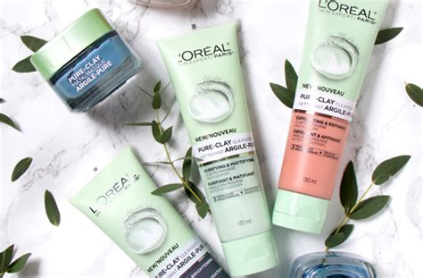 Clay Giveaways - beautezine l oreal pure clay giveaway