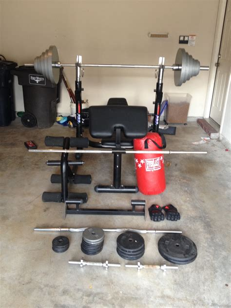 weight bench used it work bench interior design ideas