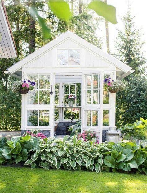 cute  inspiring garden shed ideas home design