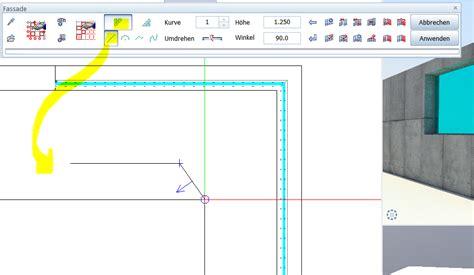 wie erkennt eine tragende wand fassade als 220 bereckfenster zum zeichnen