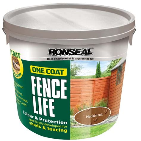 customer reviews  ronseal  coat fencelife  litres