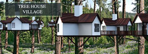 treehouse community highest housing earthbag straw bale cob earth