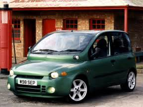 Fiat Multiply Definitely Motoring Bottled It Fiat Multipla