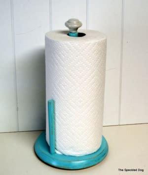Paper Towel Holder Craft Ideas - paper towel holder