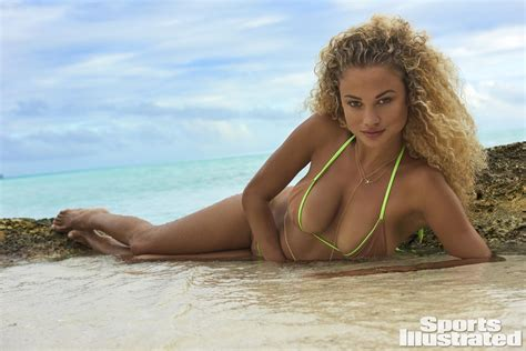 New Favorite Model by Bertham Is My New Favorite Sports Illustrated
