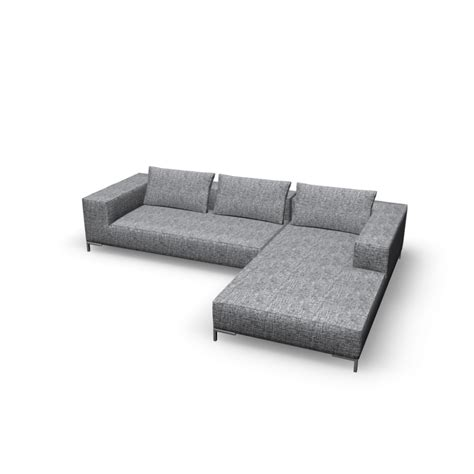 avandeo sofa sofa l design and decorate your room in 3d