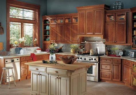 French Kitchen Cabinet by Kraftmaid Cabinets Prices Bukit