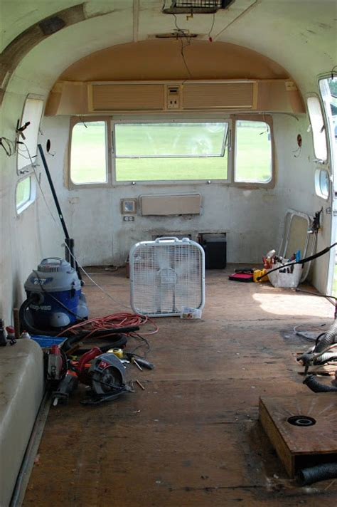 random thoughts of a supermom project airstream demo and paint