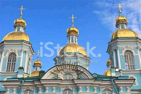 photo ops baroque architecture naval cathedral of st view of nicholas naval cathedral domes stock photos