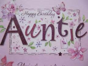 Best wishes happy birthday aunt greeting e card