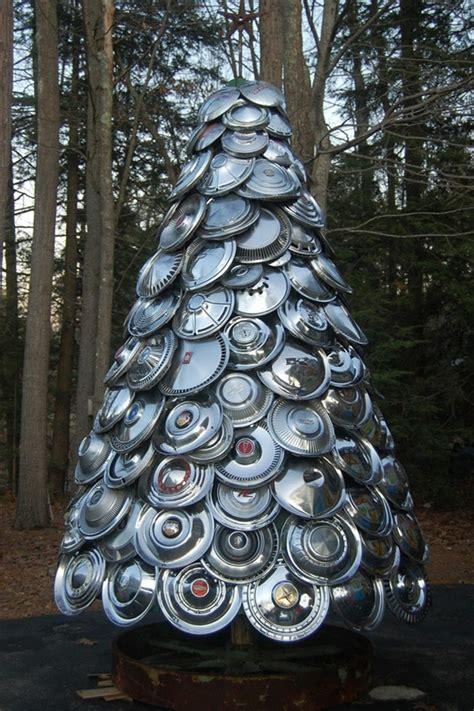 weihnachtsbaum mal anders tannenbaum basteln 30 kreative diy ideen f 252 r
