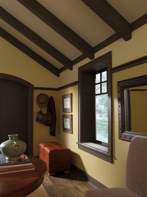 woodwork interiors design a craftsman living room home remodeling ideas